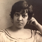 Maria Eugenia Vaz Ferreira square